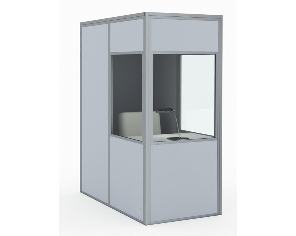 kabíny pre 1 osobu
