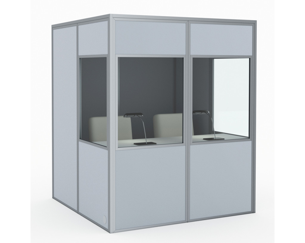 2-person cabins